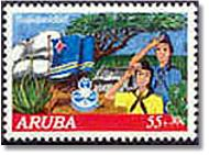 Aruba guide stamp