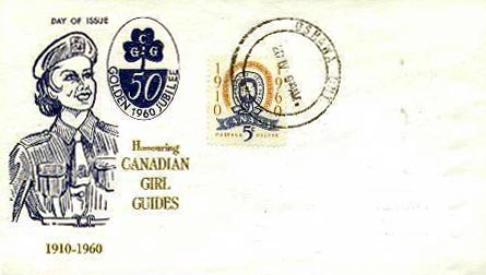 Canadian 1960 FDC
