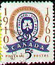 1960 Canadian stamp